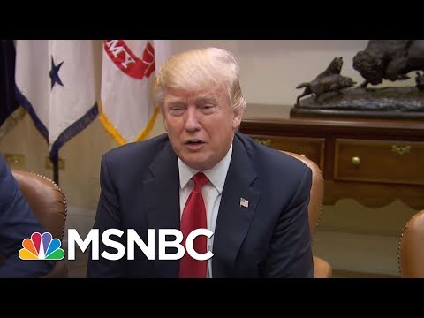 President Donald Trump Uses Japanese PM's Visit To Talk Up Mar-A-Lago | The 11th Hour | MSNBC