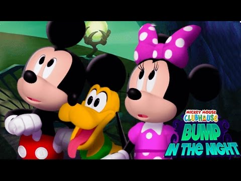 Bump In The Night Mickey Mouse Clubhouse Games Disney