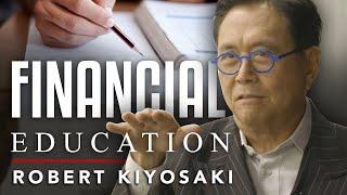 WE MUST TEACH OUR CHILDREN ABOUT MONEY - Robert Kiyosaki   London Real
