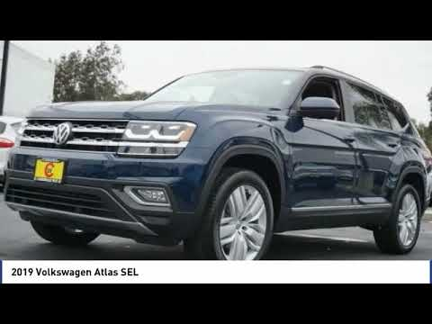 2019 Volkswagen Atlas 2019 Volkswagen Atlas SEL FOR SALE in Corona, CA V9038
