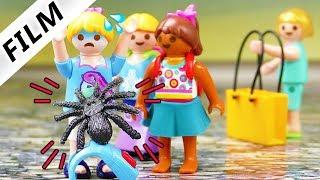 Playmobil Film deutsch   Heftige RACHE von MOBBERIN Böse Überraschung für Hannah Vogel   Kinderserie