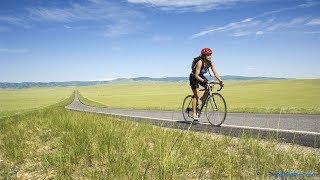 Большие дистанции на велосипеде \