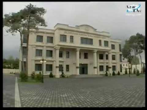 Biləsuvar Rayon İcra Hakimiyyətinin yeni inzibati binası