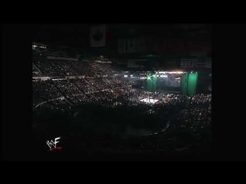 WWF Raw 12/29/1997 - Shawn Michaels Vs. Owen Hart (Part 1)