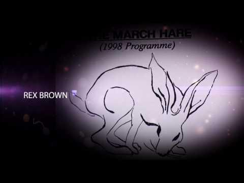 Arts NL 2016 - Rex Brown - Patron of the Arts 2016