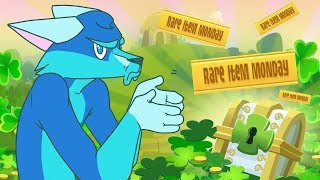 Watch two fully grown humans cry over the Animal Jam Lucky Clovers ...