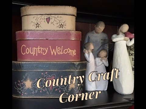 "A Shopping Trip to ""Country Treasures"" Store in Harrisonburg, VA"