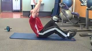 Core / Abs - Bicycles Exercise - Leanness Lifestyle