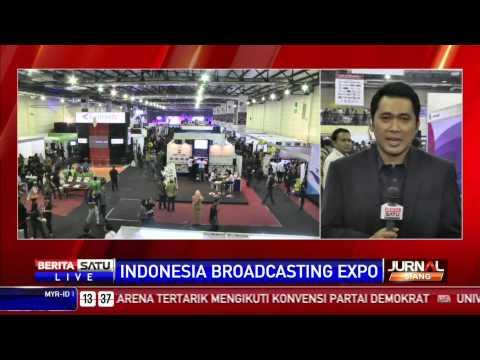 LIVE BALAI KARTINI - INDONESIA BROADCASTING EXPO