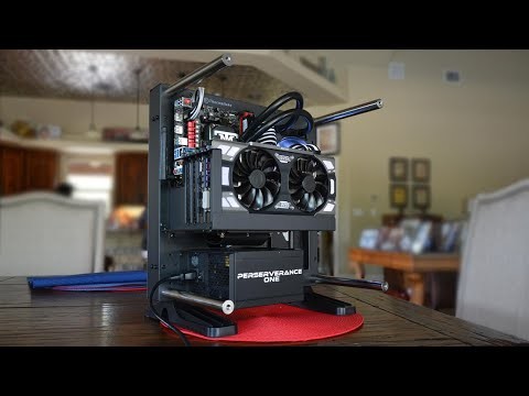 Открытый Mini-ITX стенд | Обзор корпуса Thermaltake Core P1