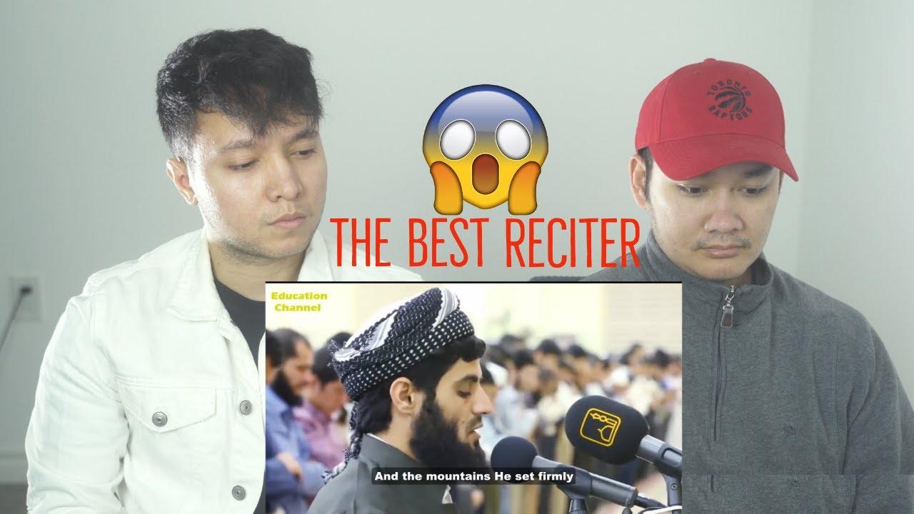 Download Canadians & Christian react to emotional Quran recitation by Qari Muhammad Al Kurdi