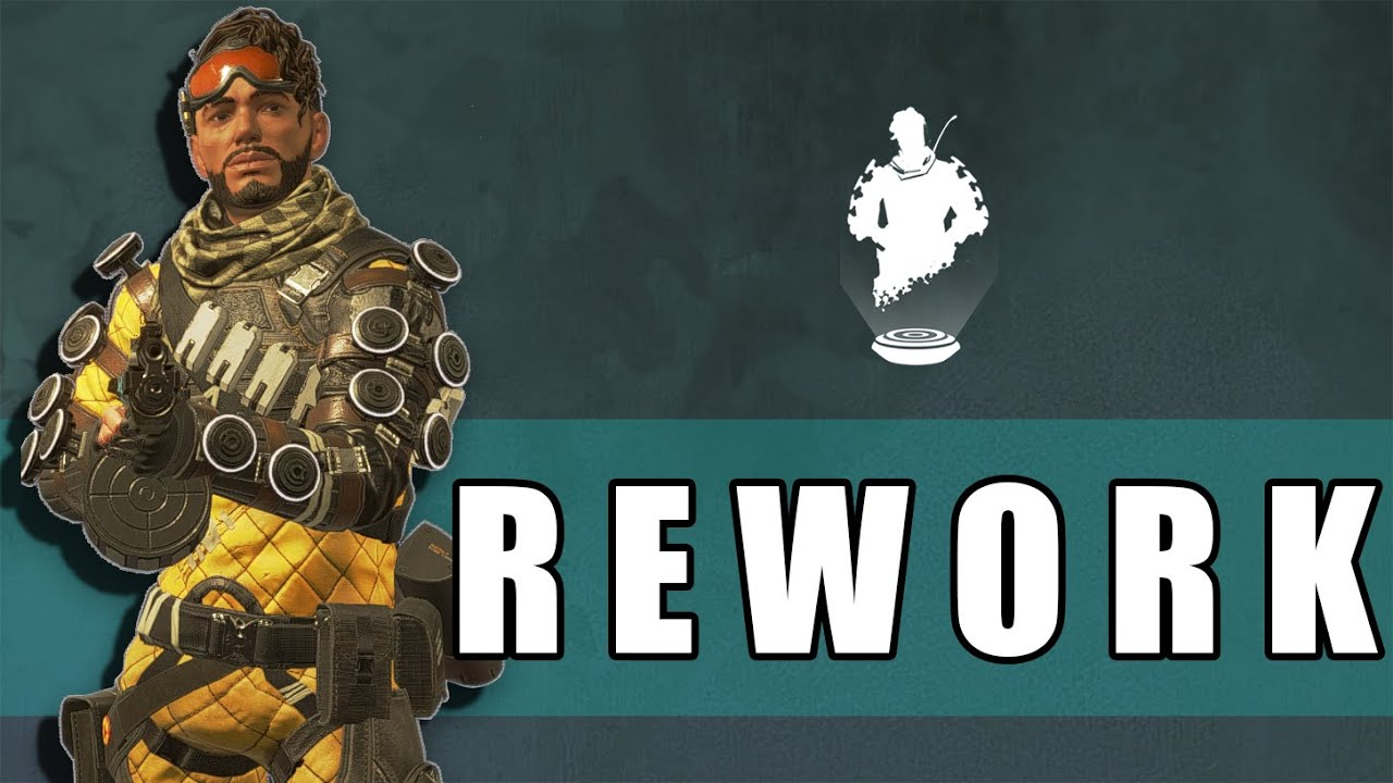 NEW MIRAGE REWORK GAMEPLAY! This Legend Is Becoming Top