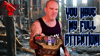 Exclusive Interview w/Elite Champion, The Foul Mouth Aussie (Monday Night Mic).