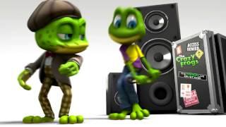СУМАСШЕДШИЙ лягушонок The Crazy Frogs We No Speak