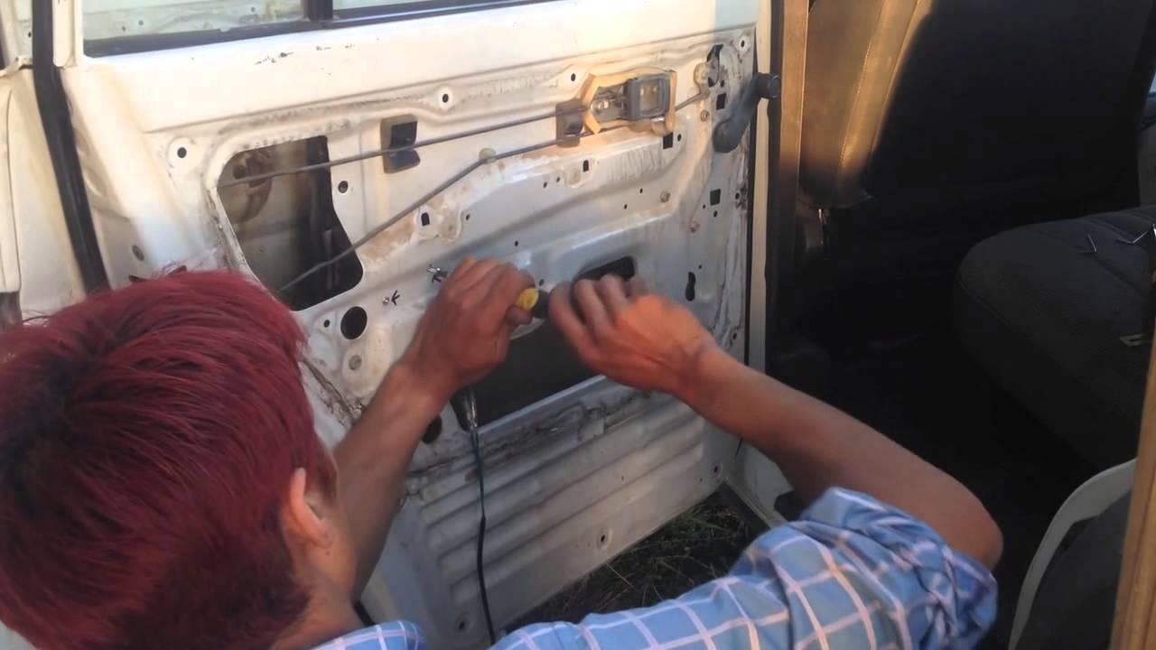 GQ Patrol Central Locking Installation  YouTube