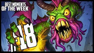 Hearthstone | Best Moments of the Week(Month) #18