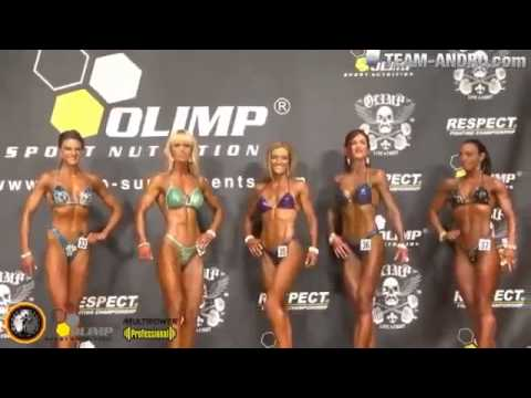 Finale Fitness Figur 2 Deutsche Meisterschaft 2013 des DBFV e V 2013