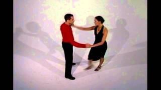 Salsa pattern#5 - Сальса урок 5