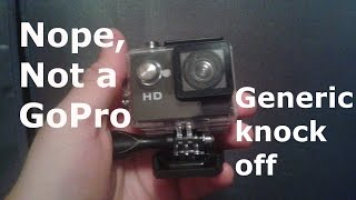 nopro generic gopro review sj4000 action camera 720p waterproof sports camcorder dv hd car