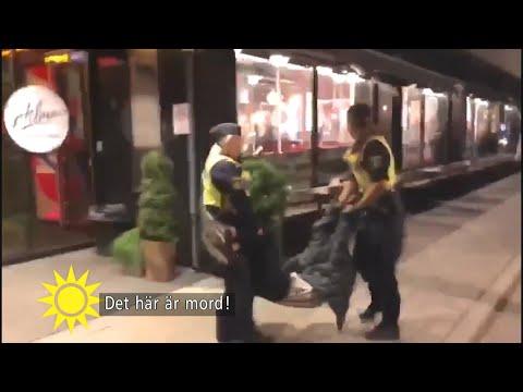 """Kina varnar för brutal svensk polis efter hotellbråk – """"En monumental kulturkro - Nyhetsmorgon (TV4)"""