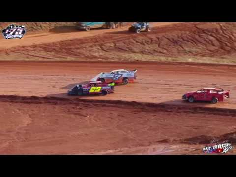 4 Cylinder / Front Wheel Drive @ I-75 Raceway   Feature (11-24-19) - dirt track racing video image