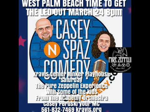 WEST PALM BEACH TIME TO GET THE LED OUT MARCH 24 8pm