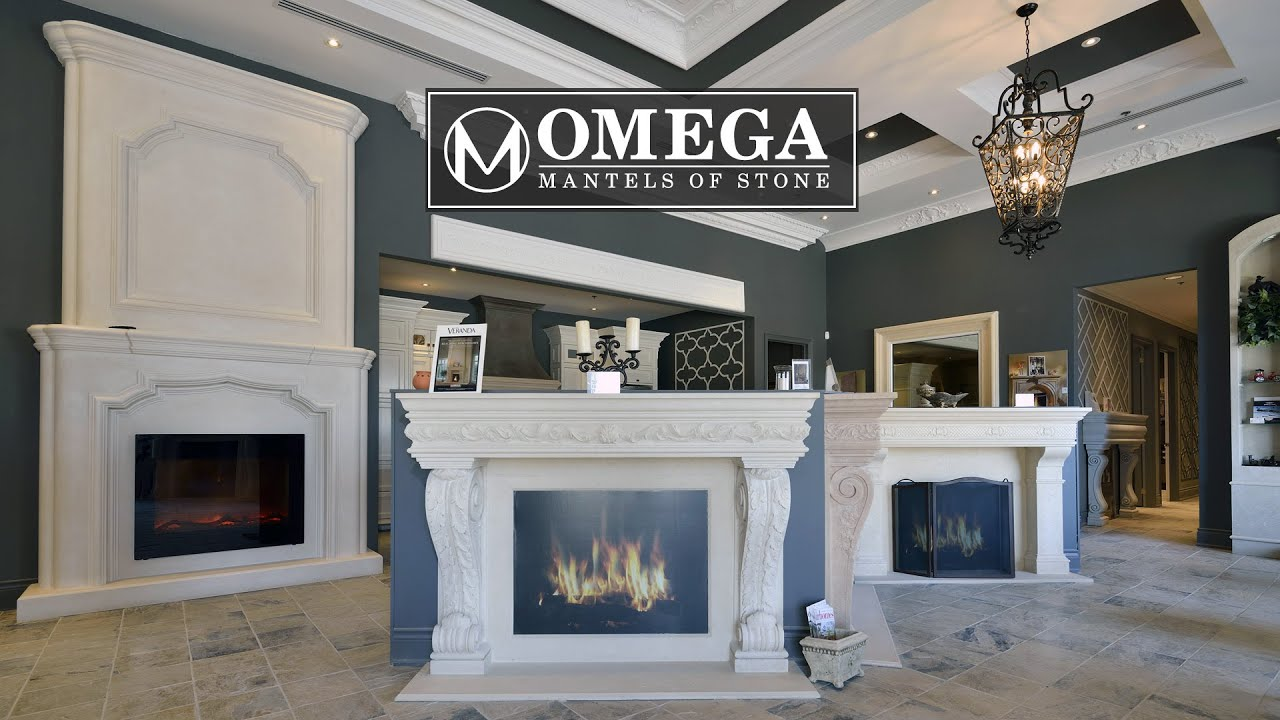 360 omega mantels toronto showroom youtube