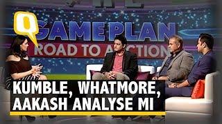 IPL Auction 2018: Kumble, Whatmore and Aakash Chopra Analyse Mumbai Indians   The Quint