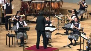 第54回東京都中学校吹奏楽コンクール 青梅6中 鳥之石楠船神~吹奏楽と打楽器群のための神話 thumbnail