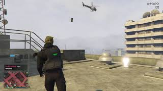 Grand Theft Auto V_roof troll lol