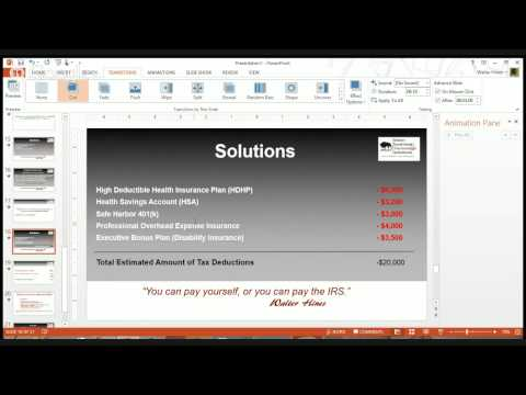 Tax Reduction Strategies that Protect Assets and INCREASE INCOME! | Google Hangout On-Air!