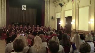 Diponegoro University Choir (Indonesia), Národní dům, Praha Vinohrady