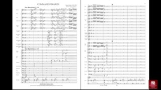 Commando March by Samuel Barber/ed. Collinsworth