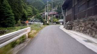 矢久峠 (やきゅうとうげ) バイク ツーリング VTR250 車載動画