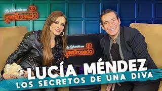 LUCÍA MÉNDEZ, los SECRETOS de una DIVA | La entrevista con Yordi Rosado
