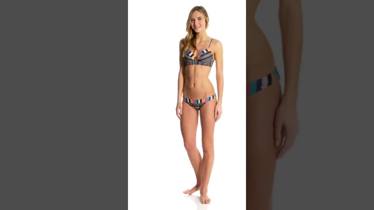 b6fb05a21 Volcom Swimwear On The Horizon Underwire Bikini Top