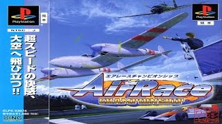 Sit Down With Sh0tee Episode #80: Air Race Championship on PS1