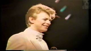 Tina Turner & David Bowie -Tonight (Private Dancer Tour 1985)