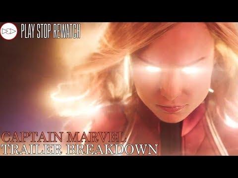 BEDAH TRAILER: Captain Marvel Super Saiyan Mode ! Mp3