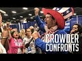 CROWDER CONFRONTS: Firebomb Lady | Louder With Crowder