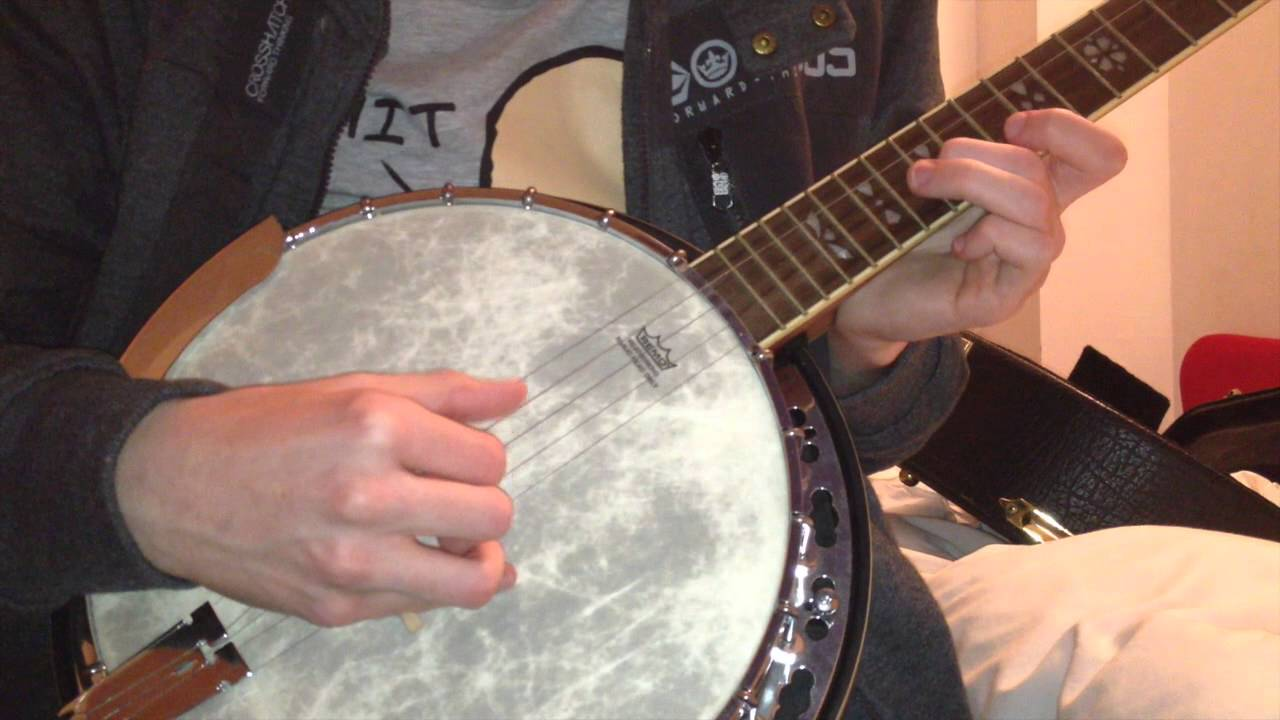 Left 4 Dead 2 Theme Song Banjo