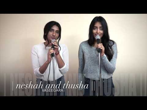 | vaseegara cover | neshah and thusha ||