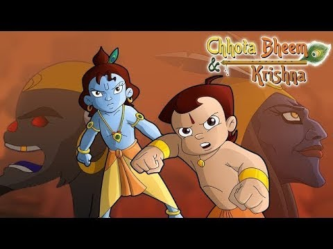 Chhota Bheem and Krishna  Unbeatable  Hindi Video