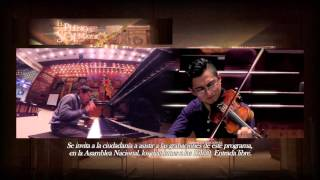 RECITAL DE VIOLÍN Y PIANO 2 - BLOQUE 3