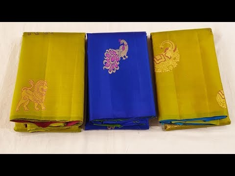 Borderless Beauties Kanchipuram Silks Online Shopping