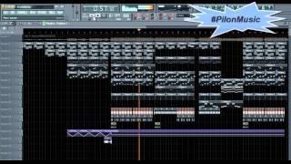 Princesa - Ken-Y (Prod. By Los Evos) Instrumental REMAKE FLP (By. PilonMusic)