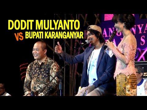 DODIT MULYANTO Terbaru VS Bupati Karanganyar | Stand Up Comedy