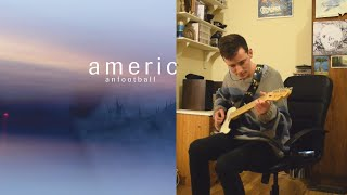 American Football LP3 - Silhouettes Cover