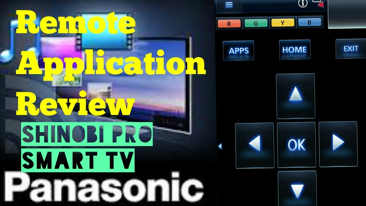 Panasonic Viera Remote 2 Control App Review