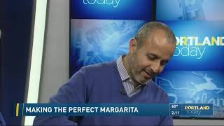 Making the Perfect Margarita with Javier Hurtado of Cha Cha Cha Taqueria in Portland, OR